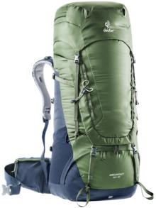 Mochila de trekking Aircontact 65 + 10