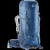 Trekkingrucksack Aircontact 75+10 Blau Blau