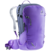 Ski tour backpack Freerider 28 SL Purple Blue