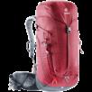 Hiking backpack Trail 30 Red Grey