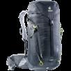 Hiking backpack Trail 30 Black Grey