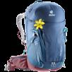 Zaino da hiking Trail Pro 30 SL Blu Rosso