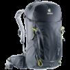 Zaino da hiking Trail Pro 32 Nero Grigio