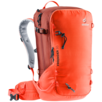 Skitourenrucksack Freerider 30 Orange Rot