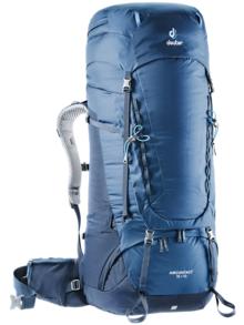 Mochila de trekking Aircontact 75 + 10