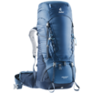 Trekkingrucksack Aircontact 55+10 Blau Blau