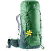 Trekking backpack Aircontact 60+10 SL Green Green