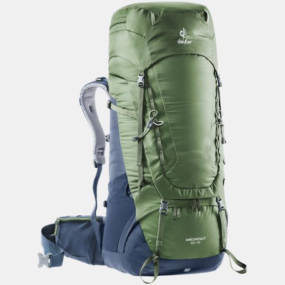 Sac à dos de trekking Aircontact 65 + 10
