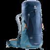 Sac à dos de trekking Aircontact Lite 50 + 10 Bleu Bleu