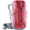 Hiking backpack Trail 22 Red Grey