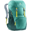 Children's backpack Junior Green Green