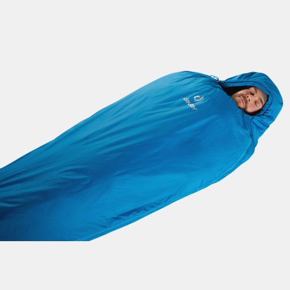 Synthetic fibre sleeping bag Orbit 0°