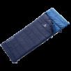 Sac de couchage en fibres synthétiques Orbit SQ +5° Bleu Bleu