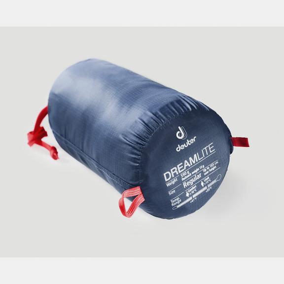 Synthetic fibre sleeping bag Dreamlite