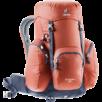 Hiking backpack Gröden 32 orange Blue