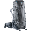 Trekking backpack Aircontact PRO 70+15 Grey Black