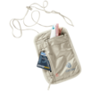 Reiseaccessoire Security Wallet I RFID BLOCK Beige