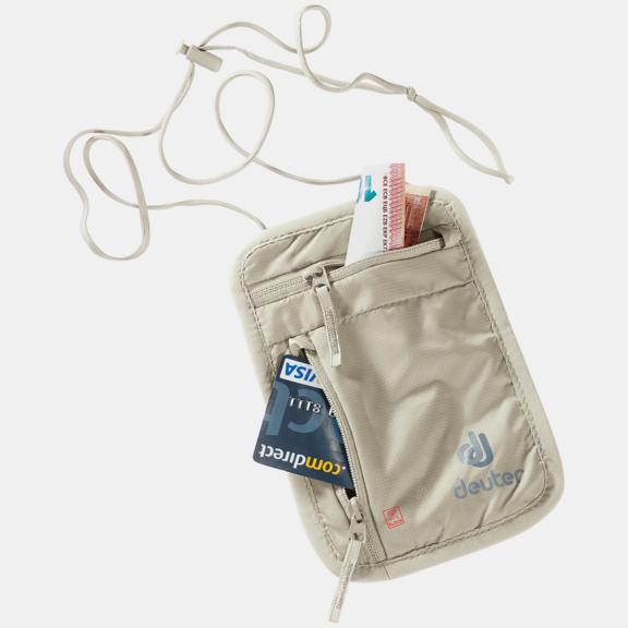 Reiseaccessoire Security Wallet I RFID BLOCK