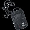 Travel item Security Wallet I RFID BLOCK Black