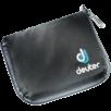 Reiseaccessoire Zip Wallet RFID BLOCK Schwarz