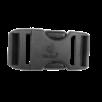 Spare part Quick Release Buckle 38 mm Black