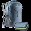 School backpack Ypsilon Set Blue