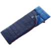Synthetic fibre sleeping bag Orbit SQ -5° Blue Blue