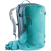 Ski tour backpack Freerider 30 Turquoise Blue
