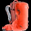 Ski tour backpack Freerider 30 orange Red