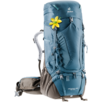 Trekking backpack Aircontact Pro 55+15 SL Blue brown