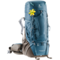 Trekkingrucksack Aircontact Pro 65+15 SL