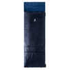 Synthetic fibre sleeping bag Orbit SQ +5° Blue Blue