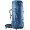 Trekking backpack Aircontact 75+10 Blue Blue