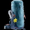 Trekking backpack Aircontact Lite 45 + 10 SL Blue Blue