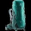 Trekking backpack Aircontact Lite 50 + 10 Green Green