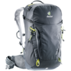 Hiking backpack Trail 26 Black Grey
