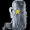 Hiking backpack Trail Pro 34 SL Grey Black