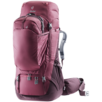 Travel backpack AViANT Voyager 60+10 SL Red Purple