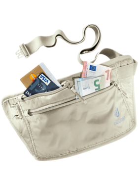Accessori da viaggio Security Money Belt II
