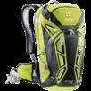 Bike backpack Attack Enduro 16 Green Black