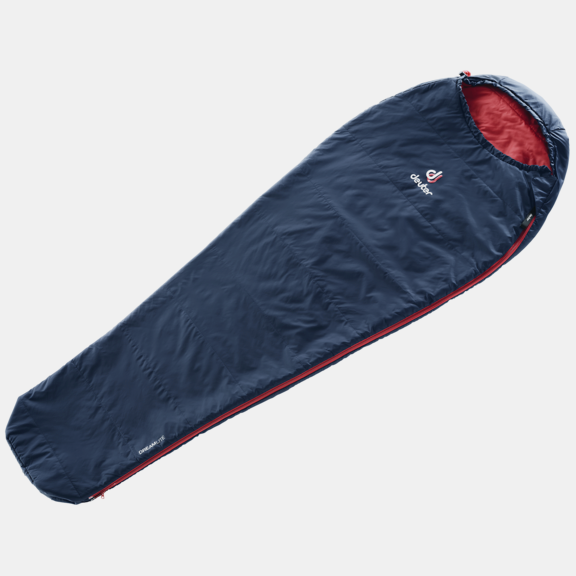 Synthetic fibre sleeping bag Dreamlite L