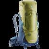 Trekking backpack Aircontact Lite 40 + 10 Green Blue
