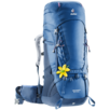 Sac à dos de trekking Aircontact 50+10 SL Bleu Bleu