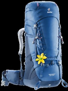 Trekking backpack Aircontact 50+10 SL