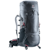 Trekking backpack Aircontact Lite 45 + 10 SL Grey Black