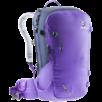 Skitourenrucksack Freerider 28 SL Violett Blau