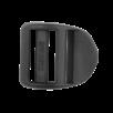 Rucksack Ersatzteile Ladder Lock 25 mm Schwarz