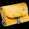 Kulturbeutel Wash Bag I Gelb Blau