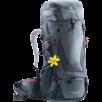 Hiking backpack Futura Vario 45 + 10 SL Grey Black