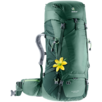 Hiking backpack Futura Vario 45 + 10 SL Green